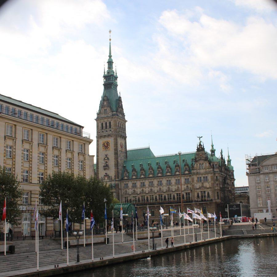 Hamburger Rathausmarkt